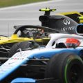 Renault and Williams