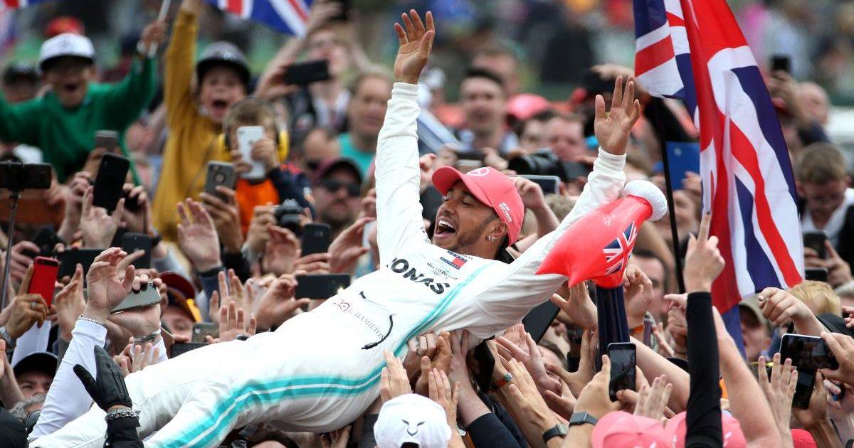 Lewis Hamilton, British GP