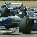 Williams, Kyalami, South Africa