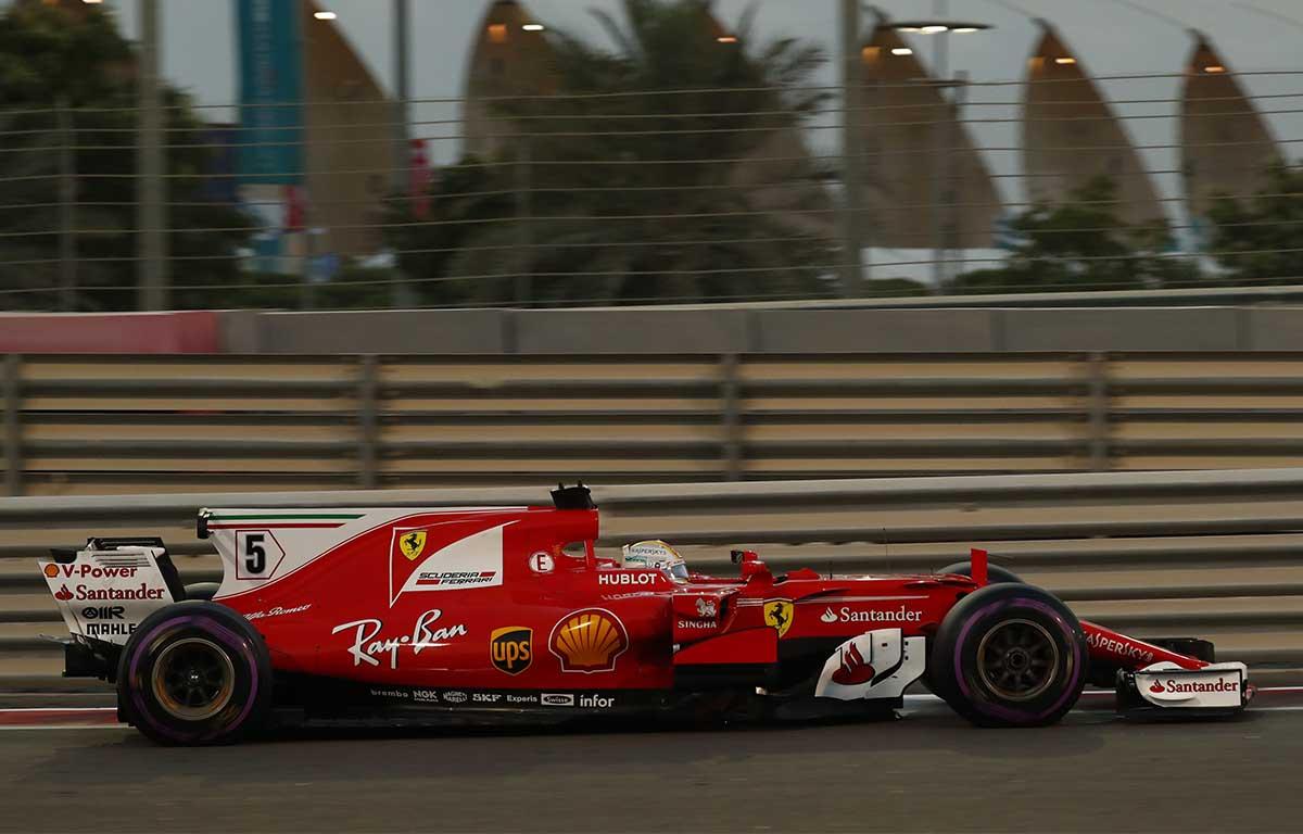 Ferrari SF70H PA