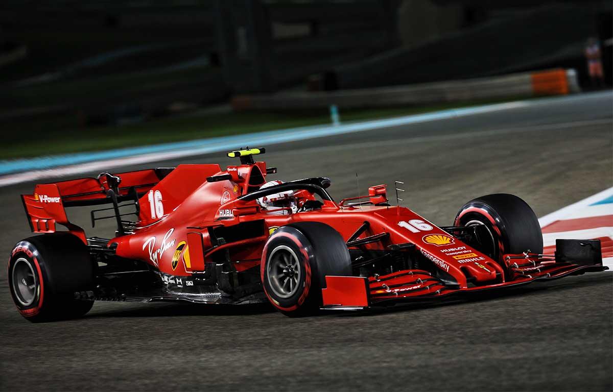 Ferrari SF1000 PA