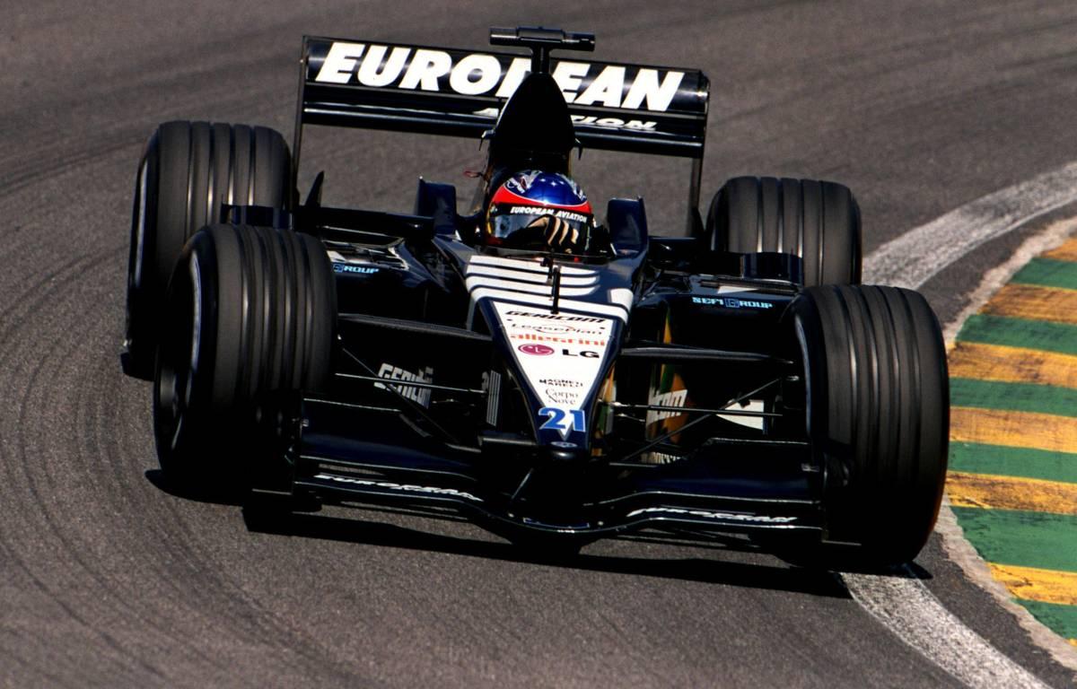 Fernando Alonso Minardi
