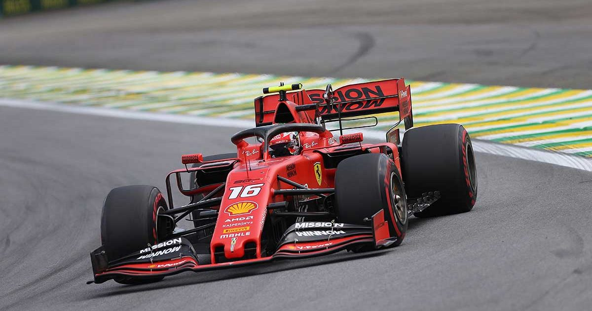 Ferrari Charles Leclerc