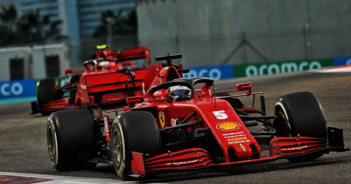 Ferrari 2020