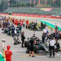 Formula 1 Imola grid