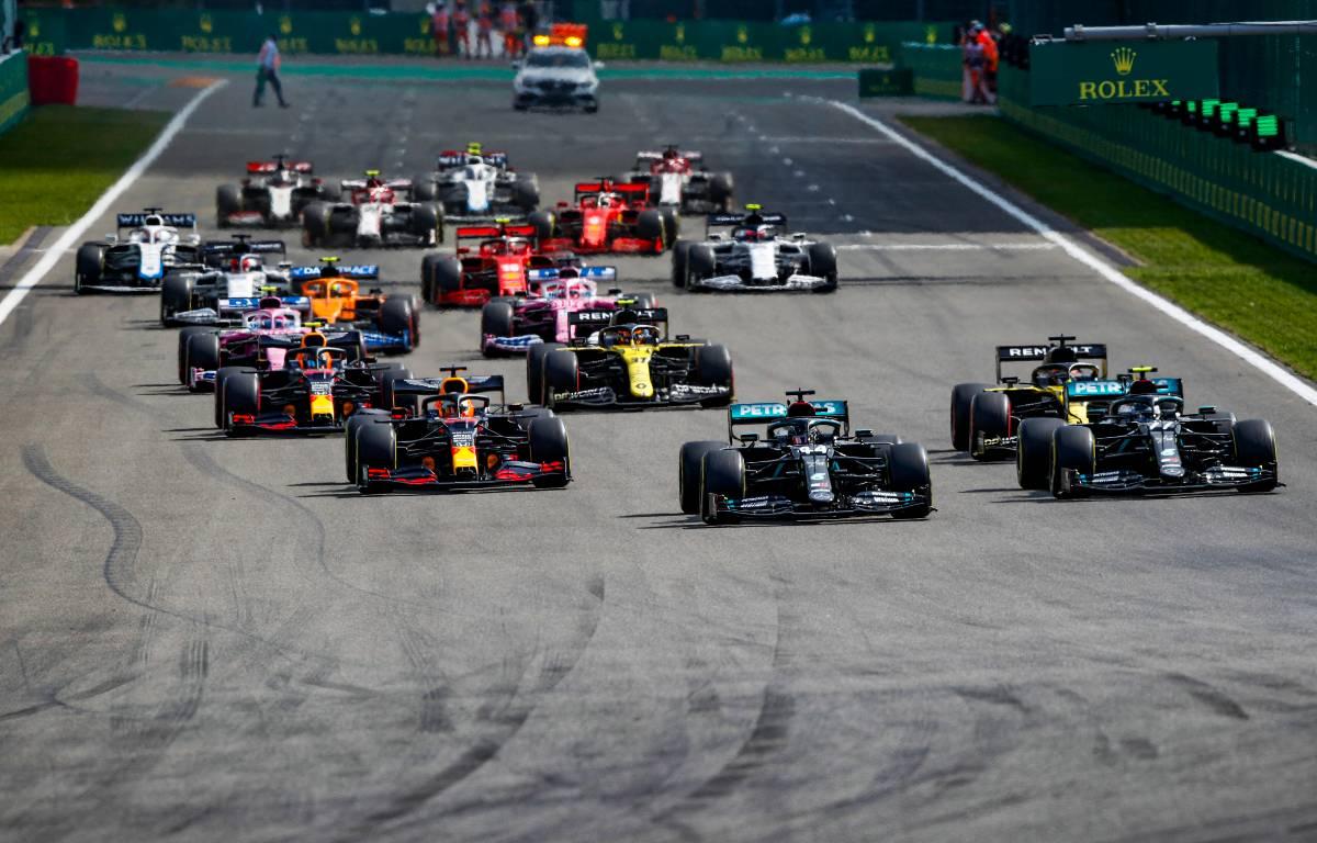 Formula 1 PA