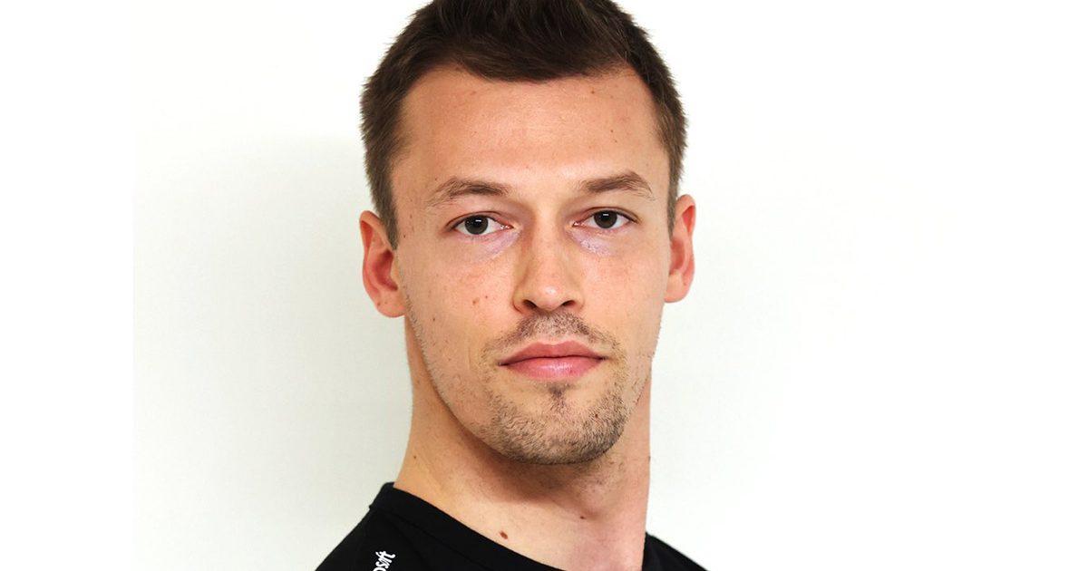 Daniil Kvyat Alpine