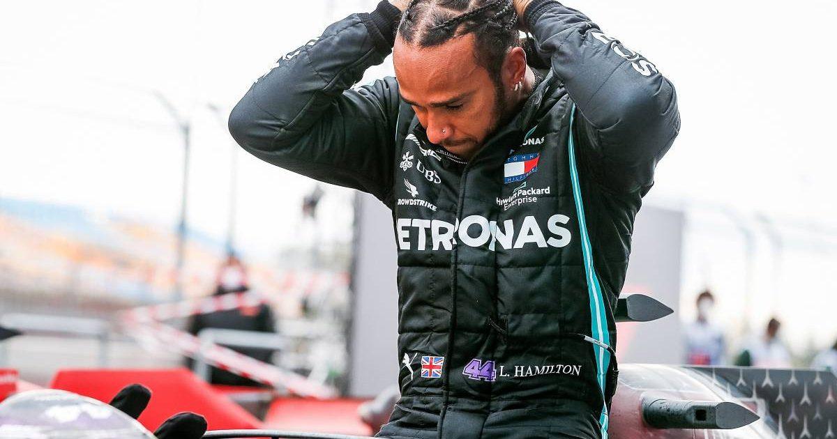 Sir Lewis Hamilton