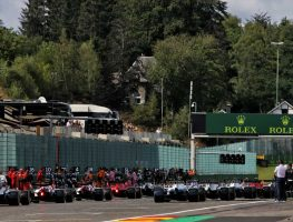 Formula 1 grid