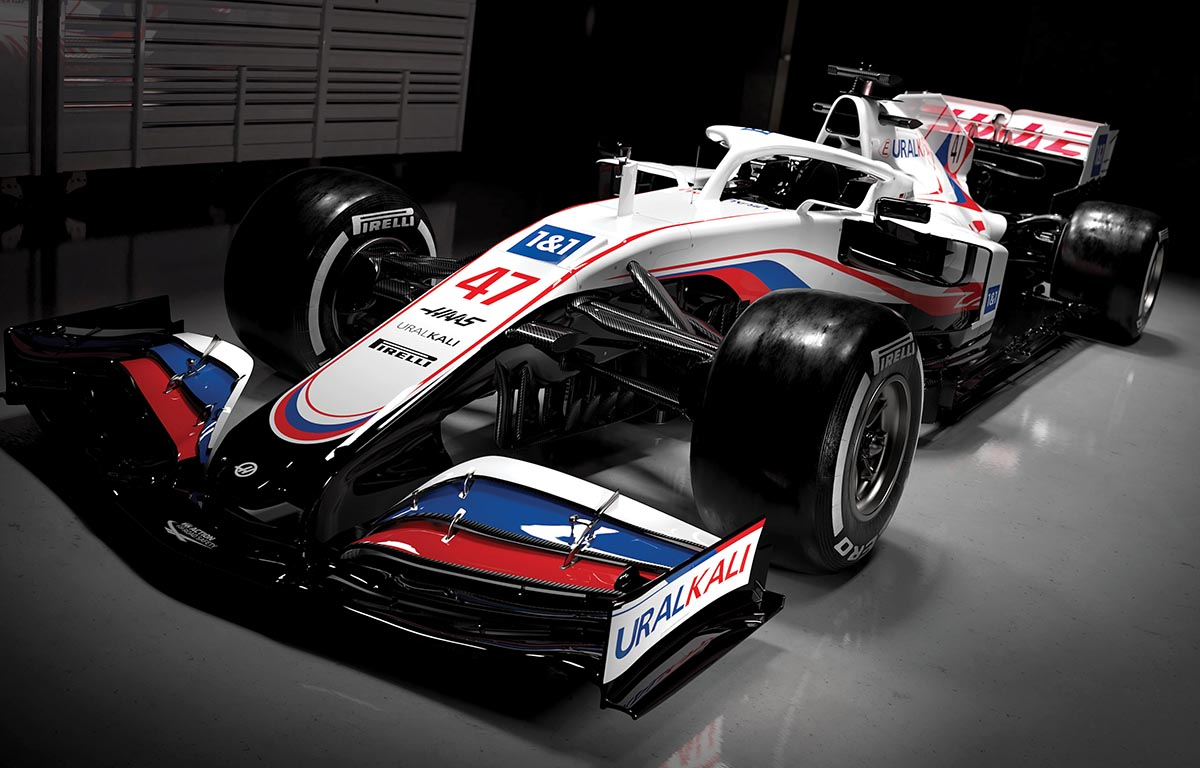 Haas-VF21
