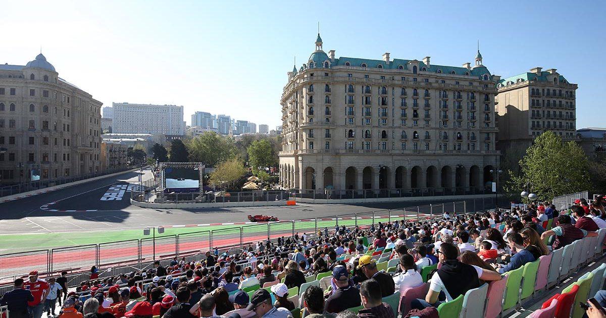 Azerbaijan Grand Prix Baku