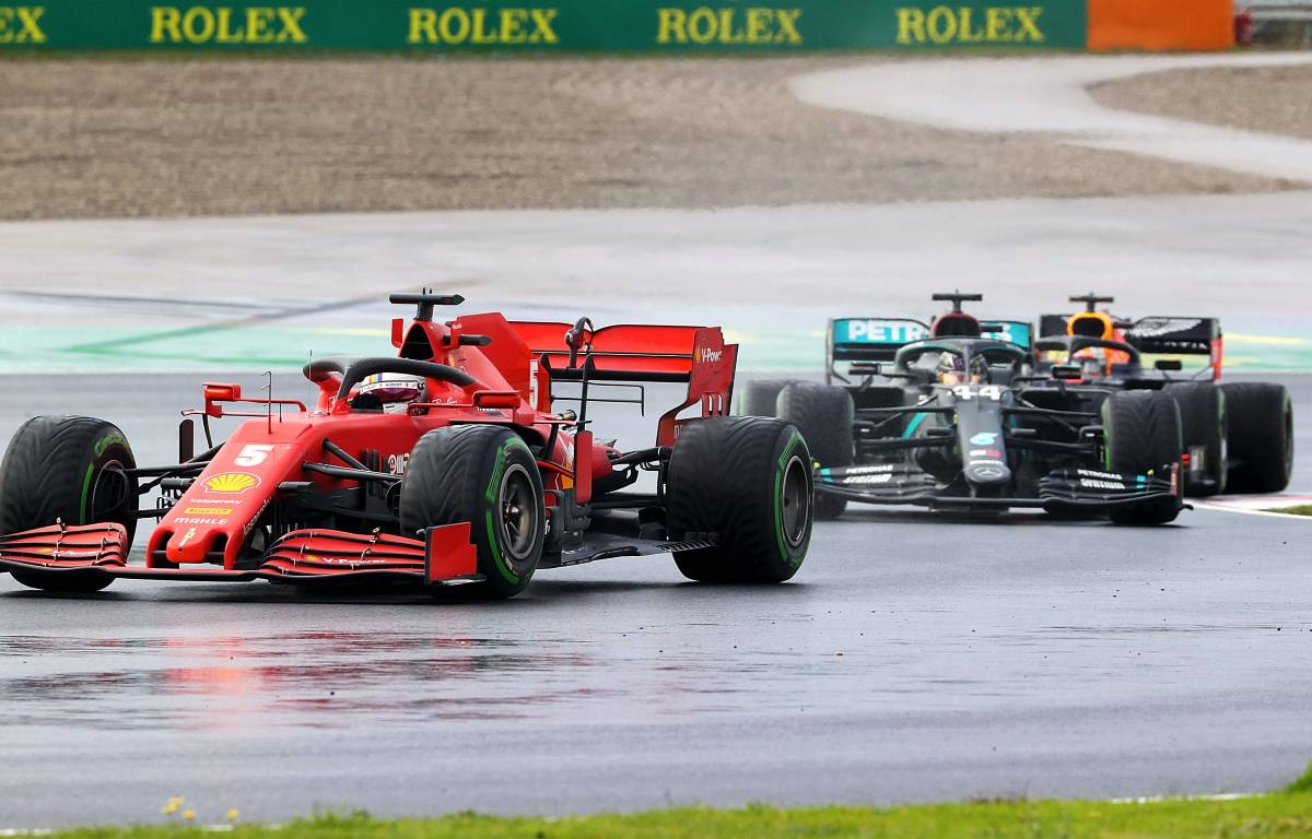 Ferrari Mercedes Red Bull
