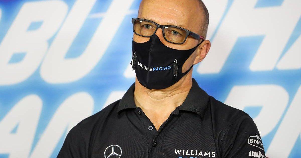 Simon Roberts, Williams team principal