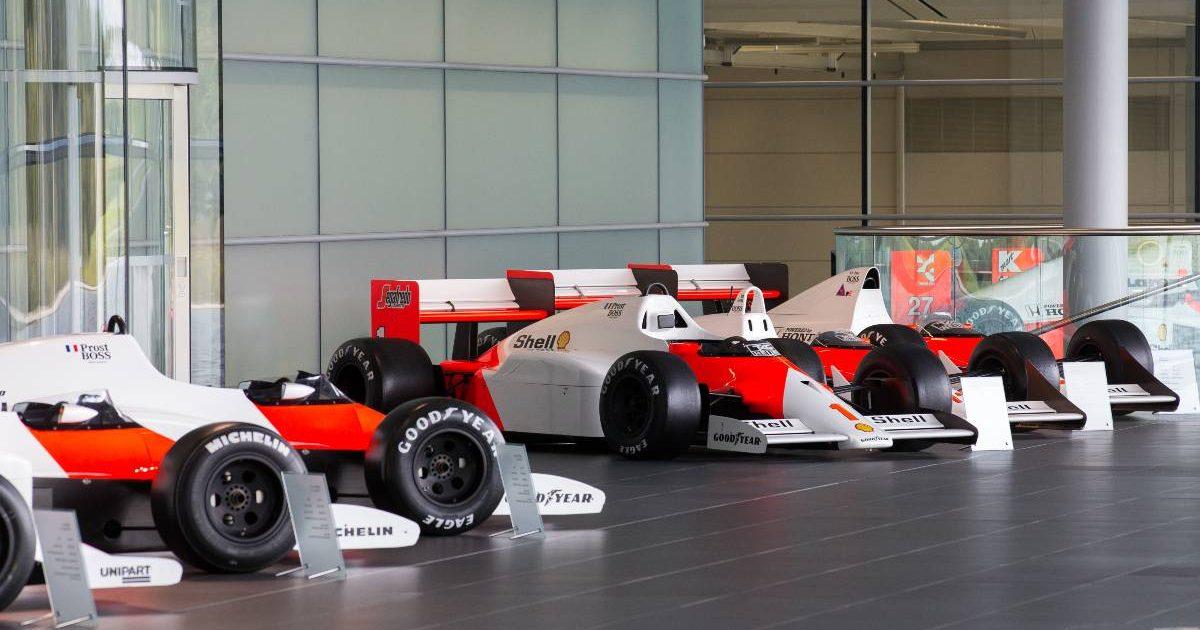 McLaren HQ