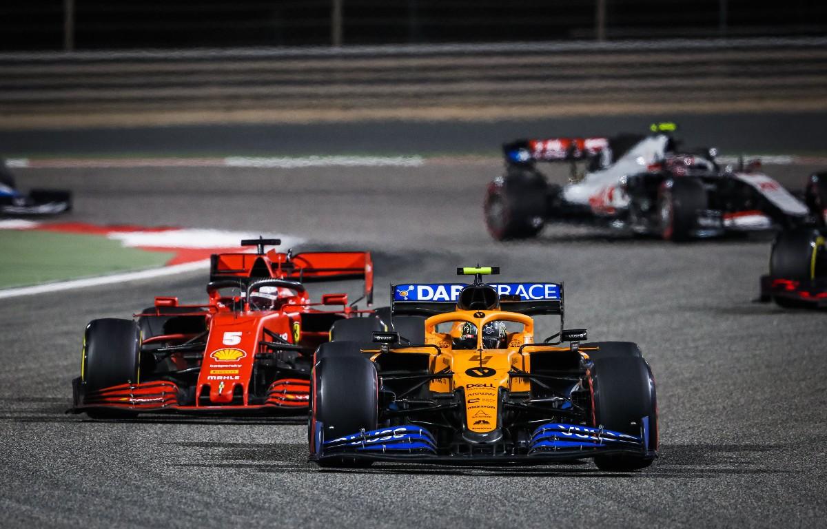 Ferrari McLaren