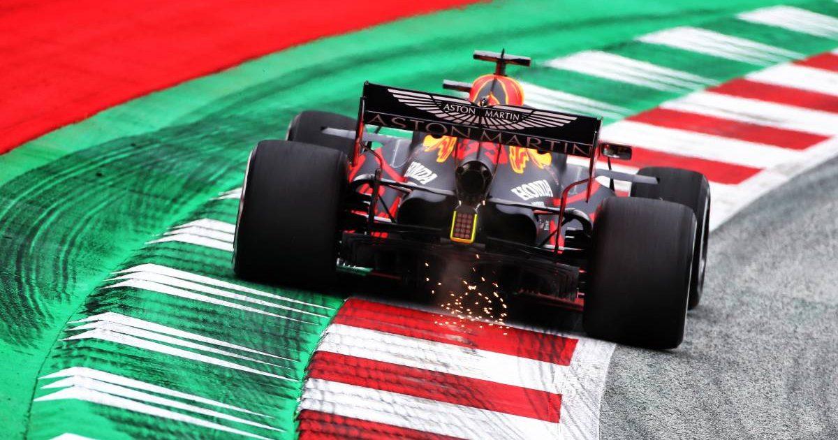 Max Verstappen, Red Bull, Austrian Grand Prix