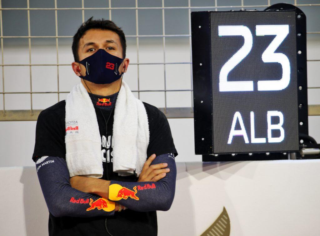 Alex Albon 23