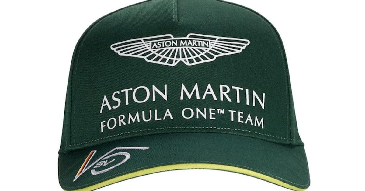 Aston Martin F1 merchandise