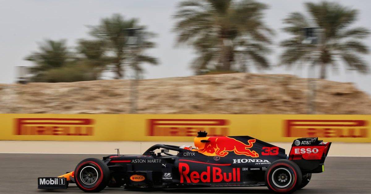 F1 testing 2021 Bahrain
