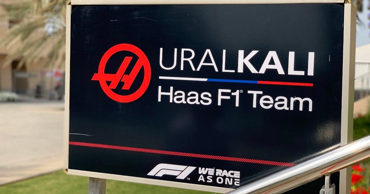 Haas sign