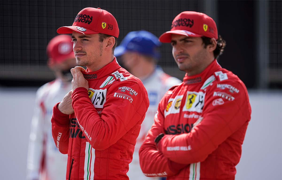 'Carlos Sainz will be ahead of Charles Leclerc' in second half of 2021 | PlanetF1 - PlanetF1
