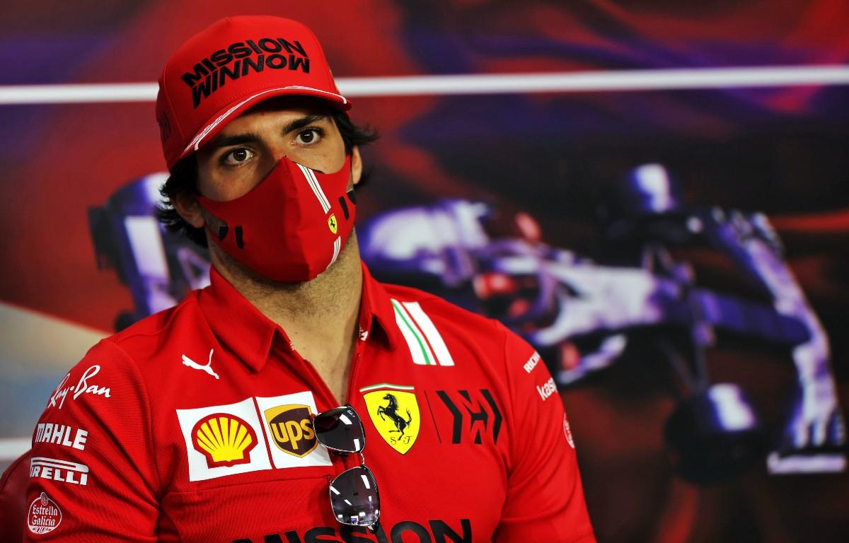 Carlos Sainz As Prepared As I Can Be For Ferrari Bow Planet F1