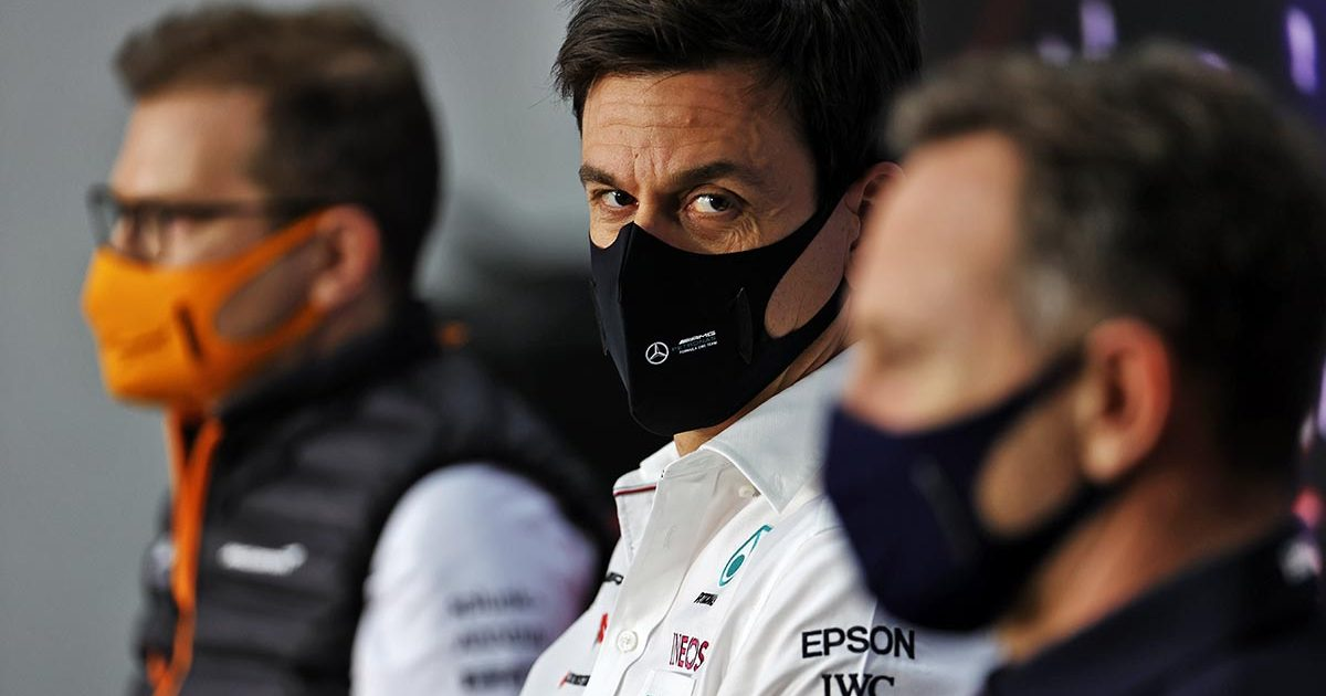 Toto Wolff Christian Horner Mercedes Red Bull Mercedes F1 2021 predictions
