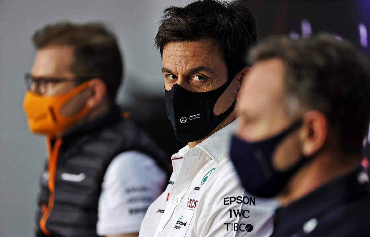 Toto Wolff Christian Horner Mercedes Red Bull F1 2021 predictions