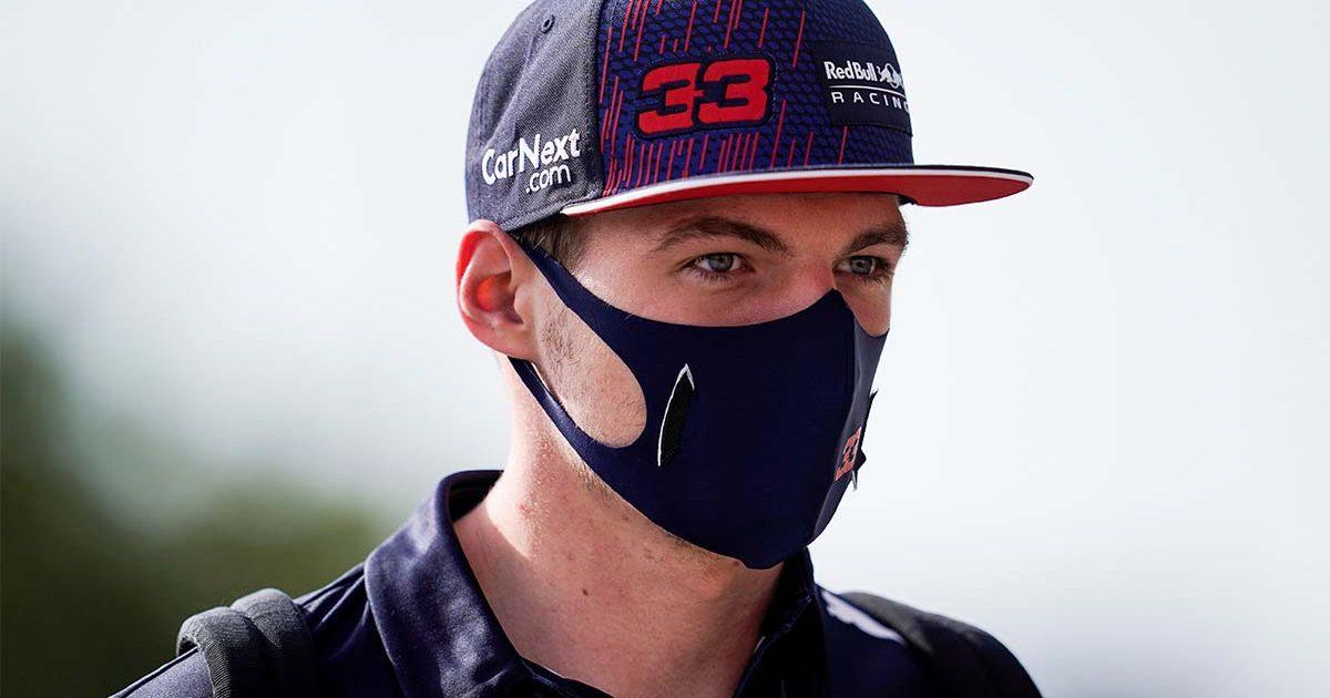 Max Verstappen Red Bull PA