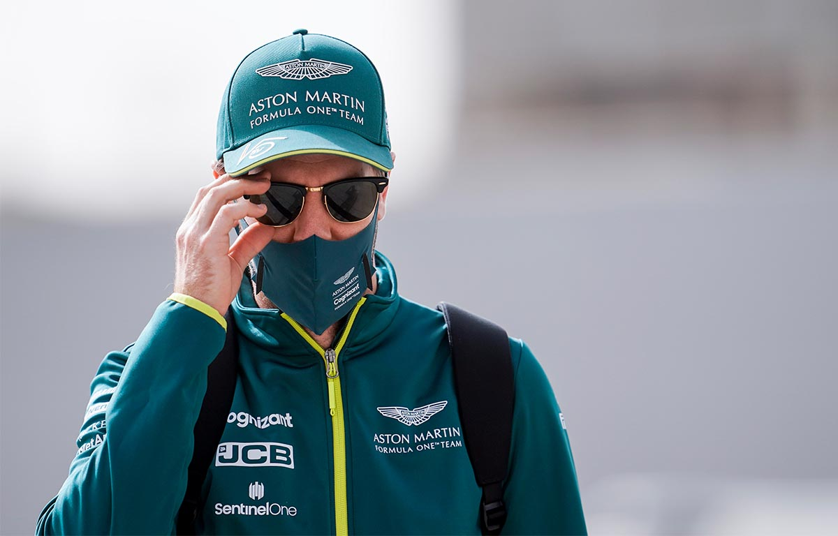 Sebastian Vettel left frustrated by unproductive morning | PlanetF1 - PlanetF1