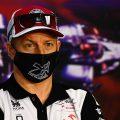 Kimi Raikkonen Alfa Romeo PA
