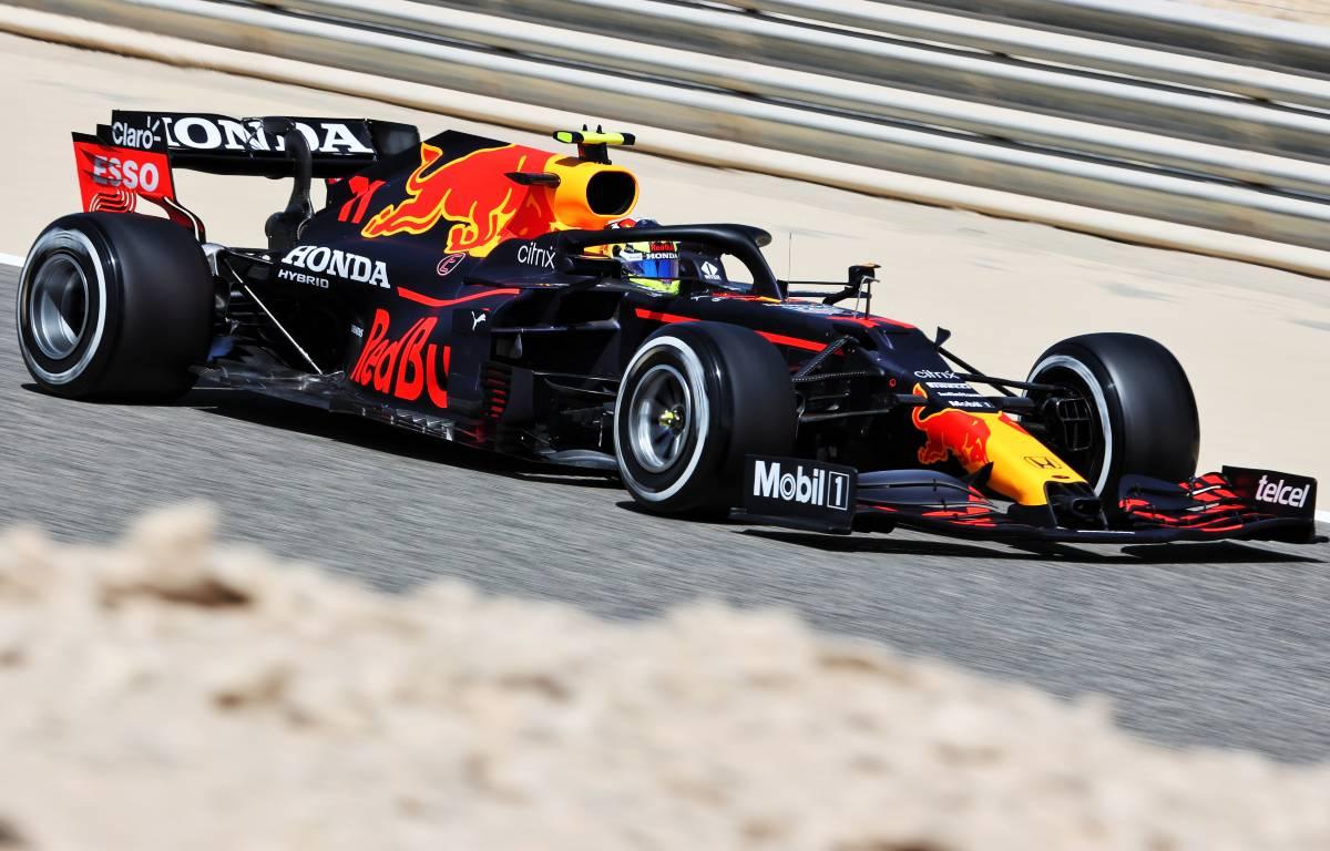 Sergio Perez. Red Bull