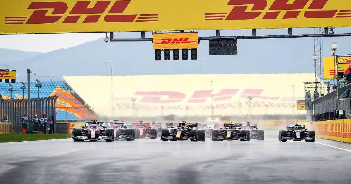 Formula 1 DHL