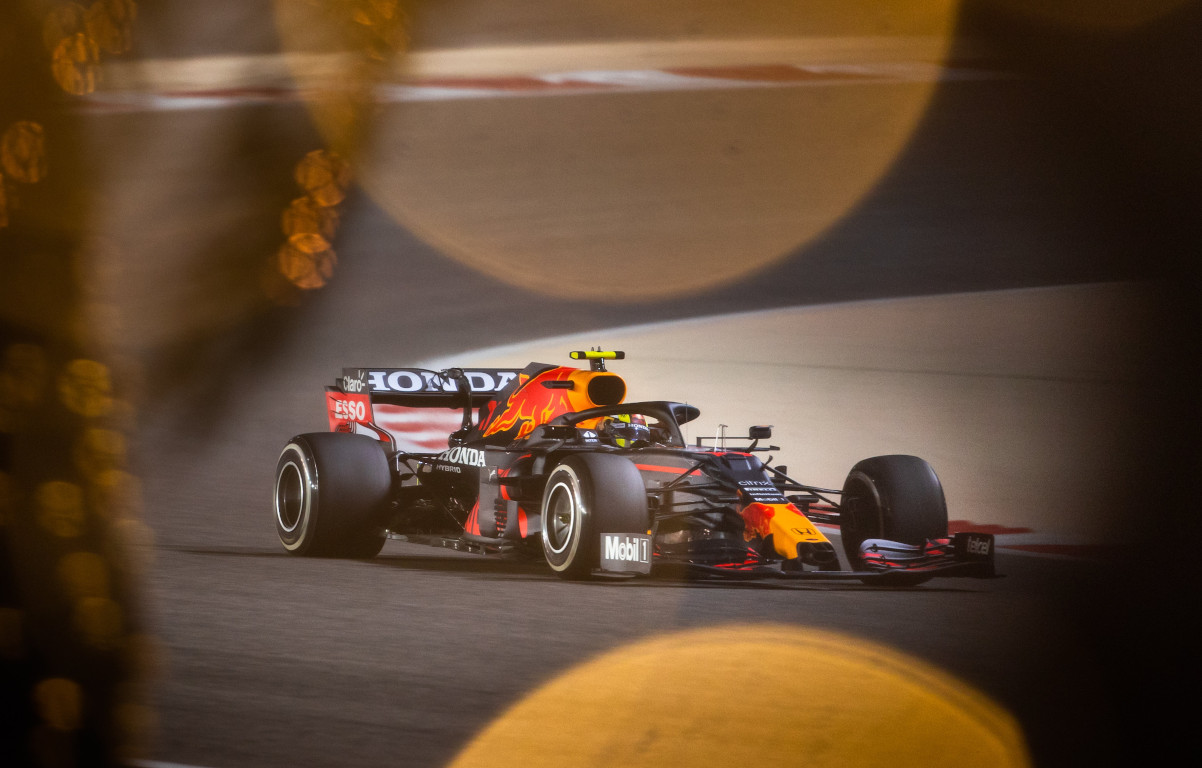 Sergio Perez RB16B Bahrain
