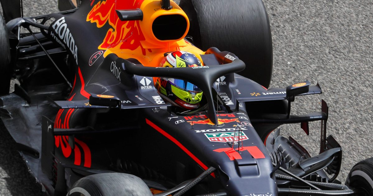 Sergio Perez RB16B