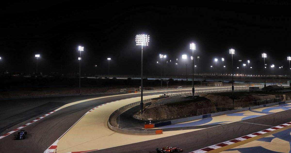 Bahrain testing 2021