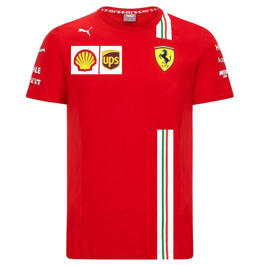 F1 merchandise