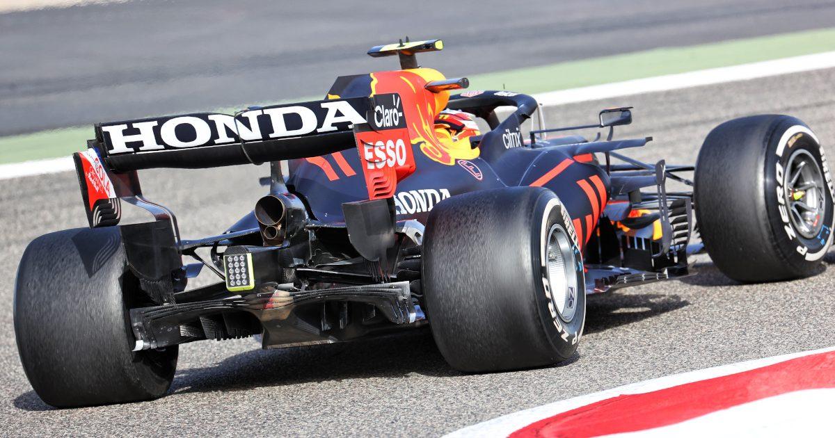 Sergio Perez Red Bull Honda