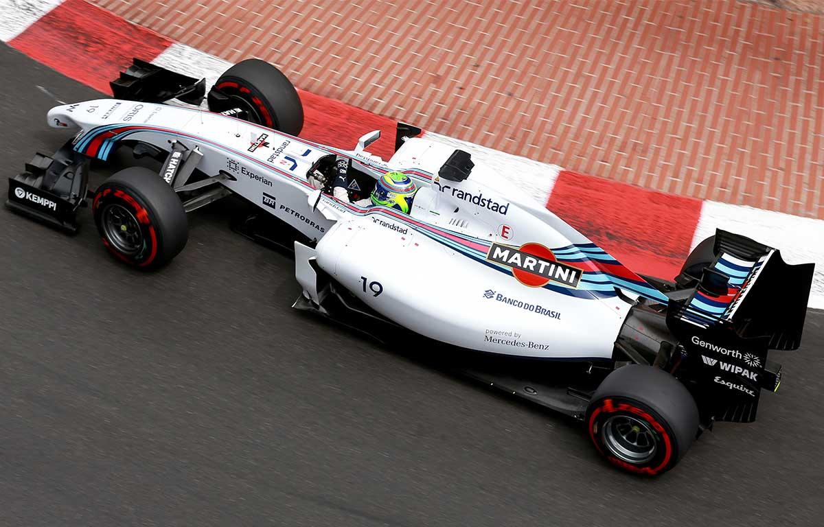 Williams FW36 Felipe Massa PA