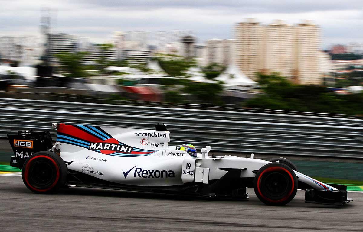 Williams FW40 Felipe Massa PA