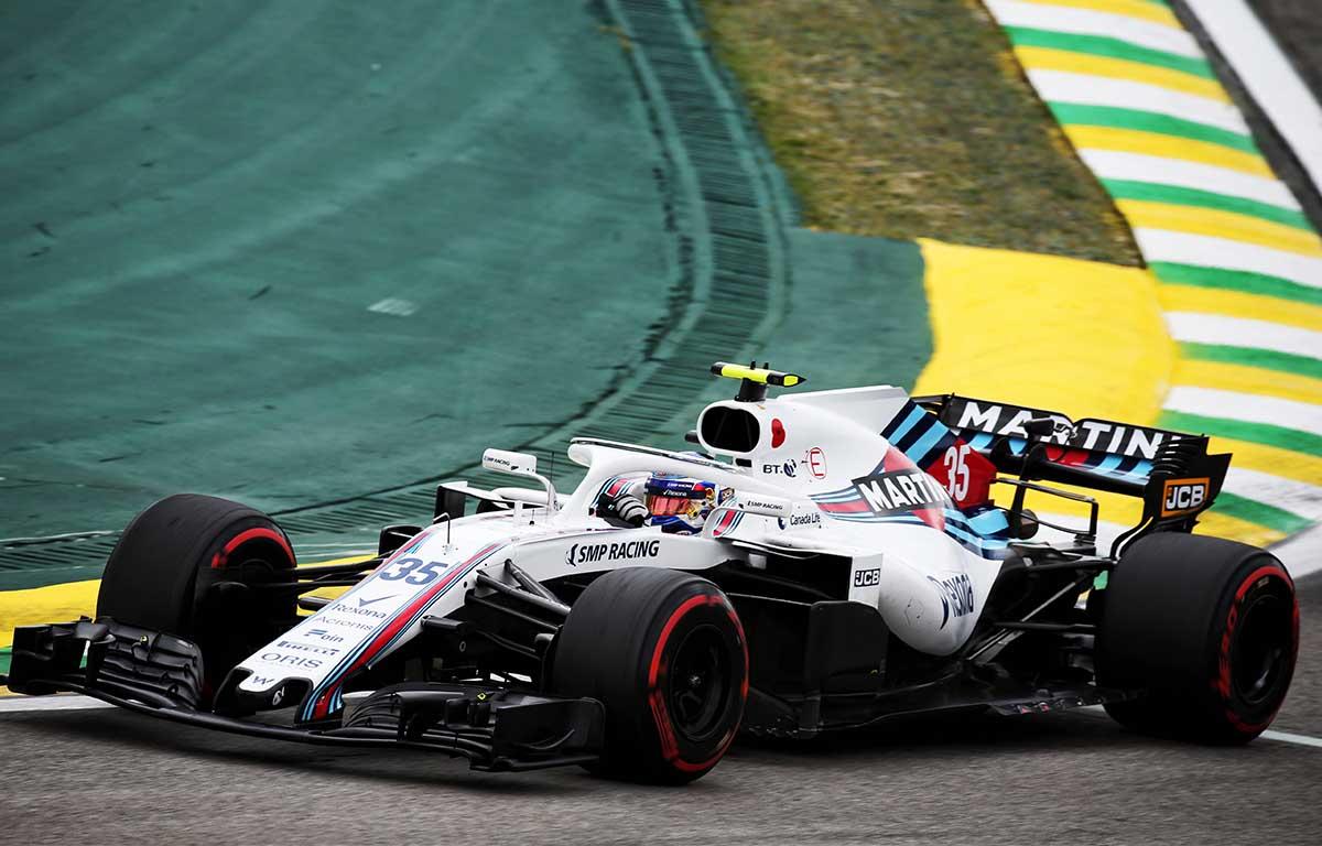 Williams W41 Sergey Sirotkin PA