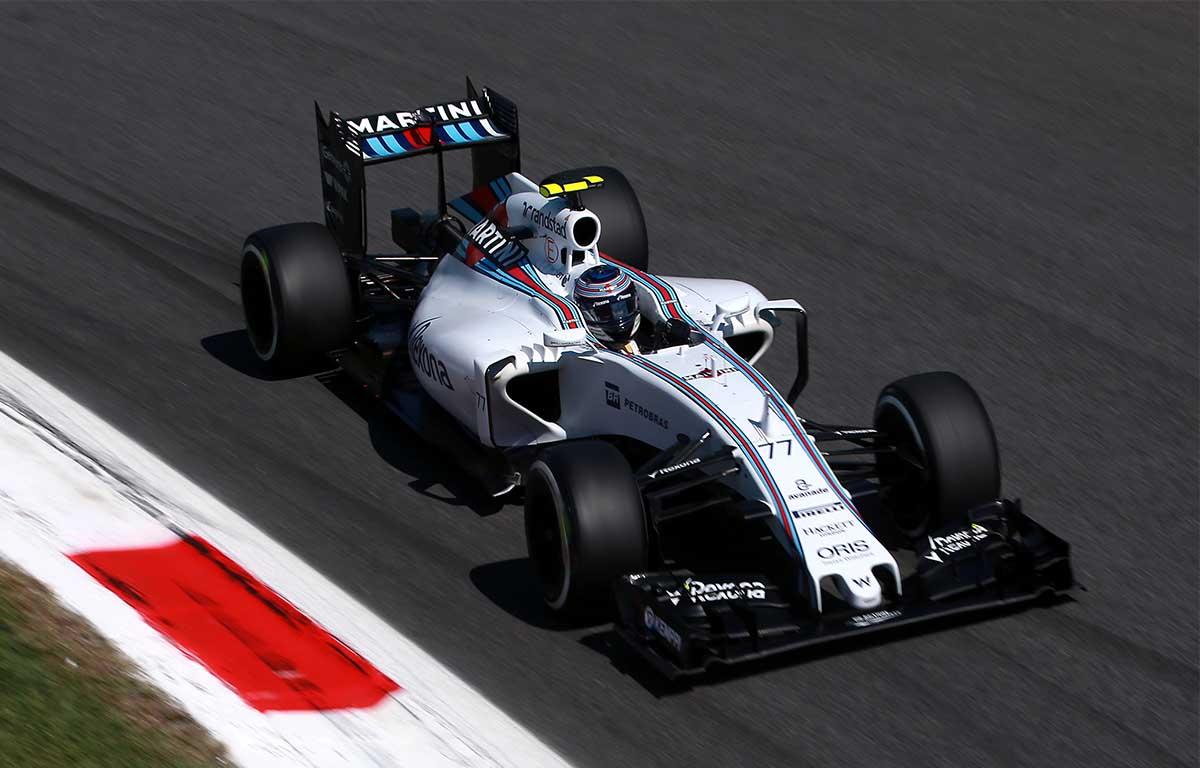 Williams FW37 2015 PA