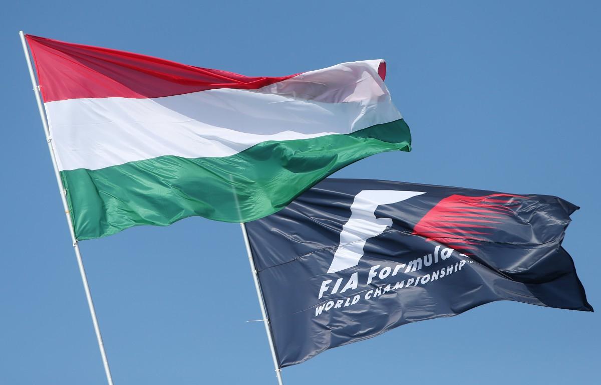 Bandera húngara