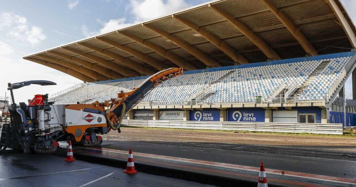 Dutch Grand Prix Zandvoort PA