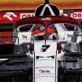 Kimi Raikkonen 7 Alfa Romeo C41