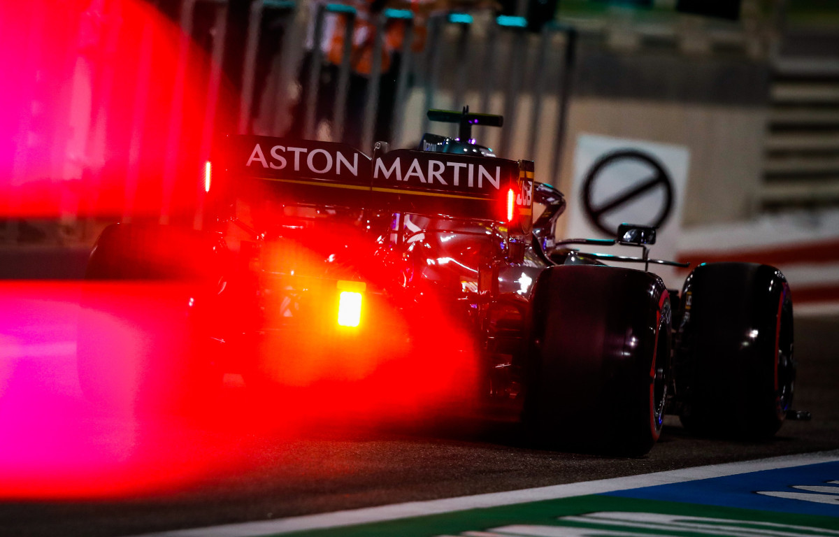 'Mercedes puts the brakes on Aston Martin's success'