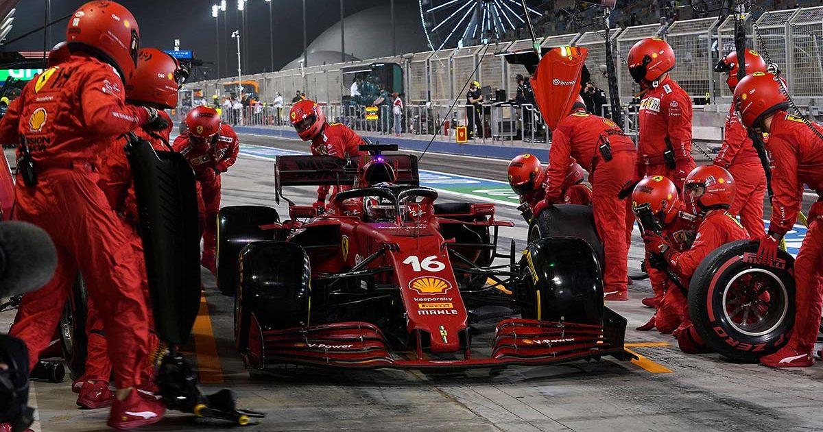 Ferrari Bahrain PA