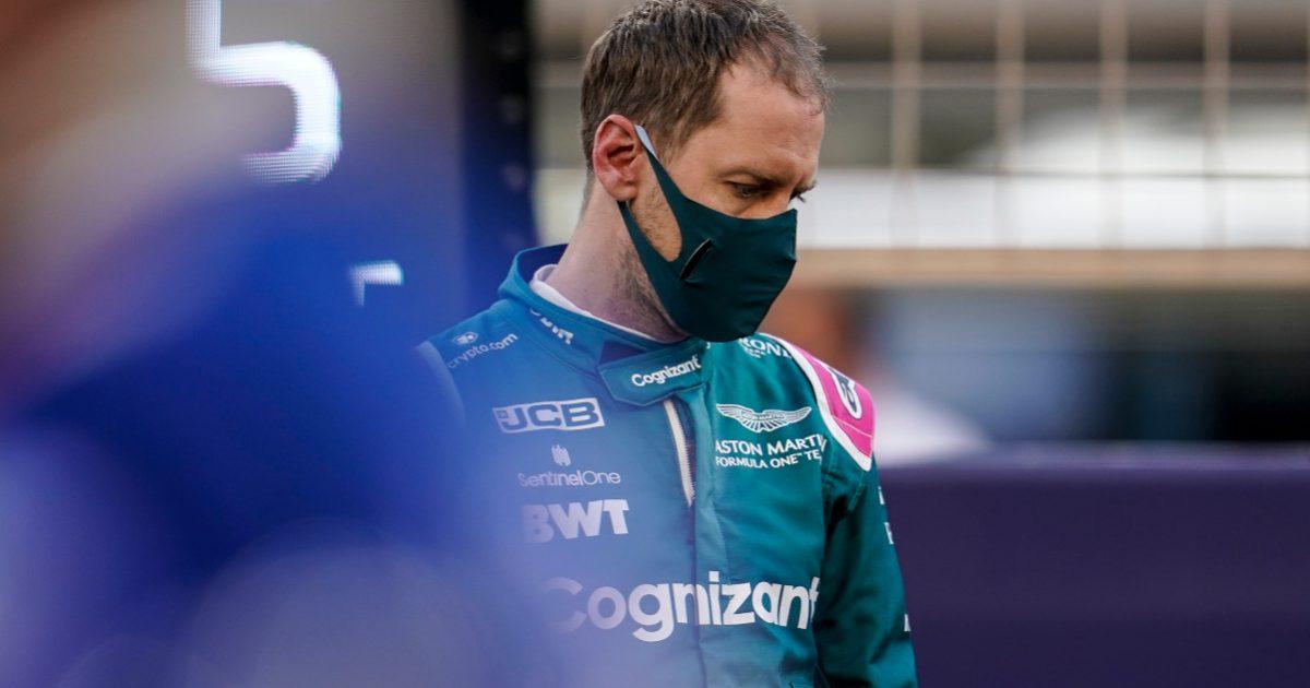 Sebastian Vettel number 5