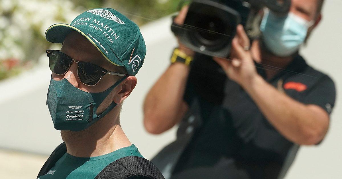 Sebastian Vettel camera