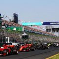 Albert Park Australian GP PA